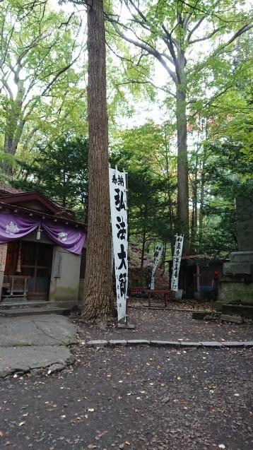 円山公園散策というか円山登山?_e0167593_23361917.jpg
