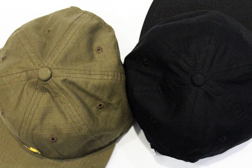 "WHIMSY (ウィムジー) \"" RIPSTOP CLUB HAT \""_b0122806_14214549.jpg"