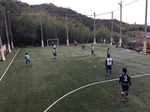 ゆるUNO 10/20(土) at UNOフットボールファーム_a0059812_15055472.jpg
