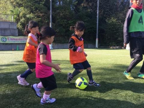 ゆるUNO 10/21(日) at UNOフットボールファーム_a0059812_16350869.jpg