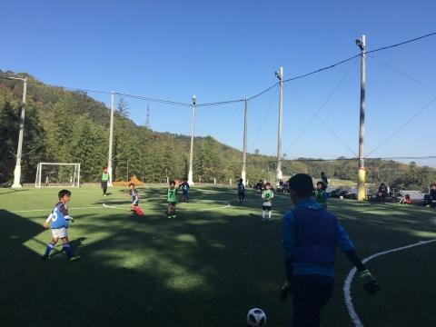 ゆるUNO 10/21(日) at UNOフットボールファーム_a0059812_16364868.jpg