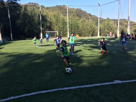 ゆるUNO 10/21(日) at UNOフットボールファーム_a0059812_16365371.jpg