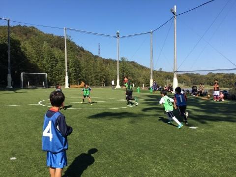ゆるUNO 10/21(日) at UNOフットボールファーム_a0059812_16370372.jpg