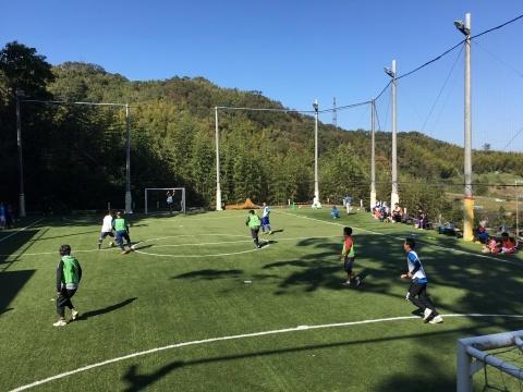 ゆるUNO 10/21(日) at UNOフットボールファーム_a0059812_16373753.jpg