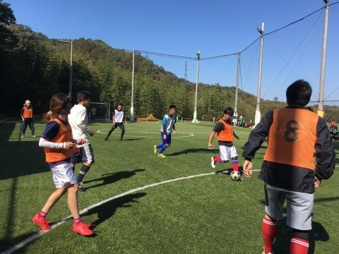 ゆるUNO 10/21(日) at UNOフットボールファーム_a0059812_16374287.jpg