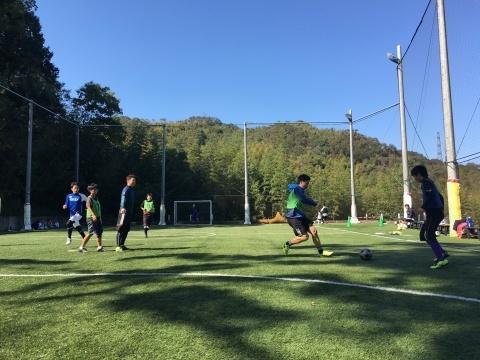 ゆるUNO 10/21(日) at UNOフットボールファーム_a0059812_16375385.jpg
