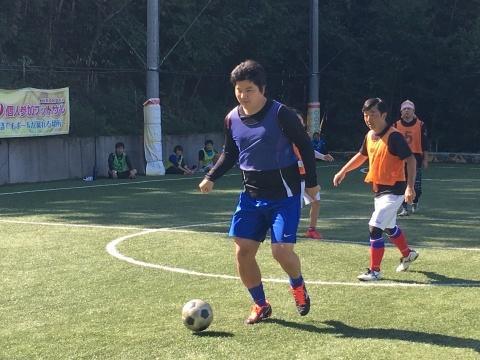 ゆるUNO 10/21(日) at UNOフットボールファーム_a0059812_16380525.jpg