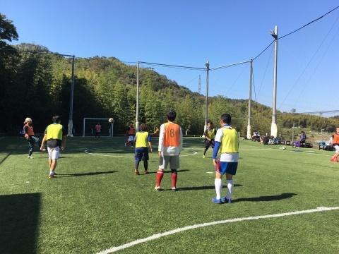 ゆるUNO 10/21(日) at UNOフットボールファーム_a0059812_16381636.jpg