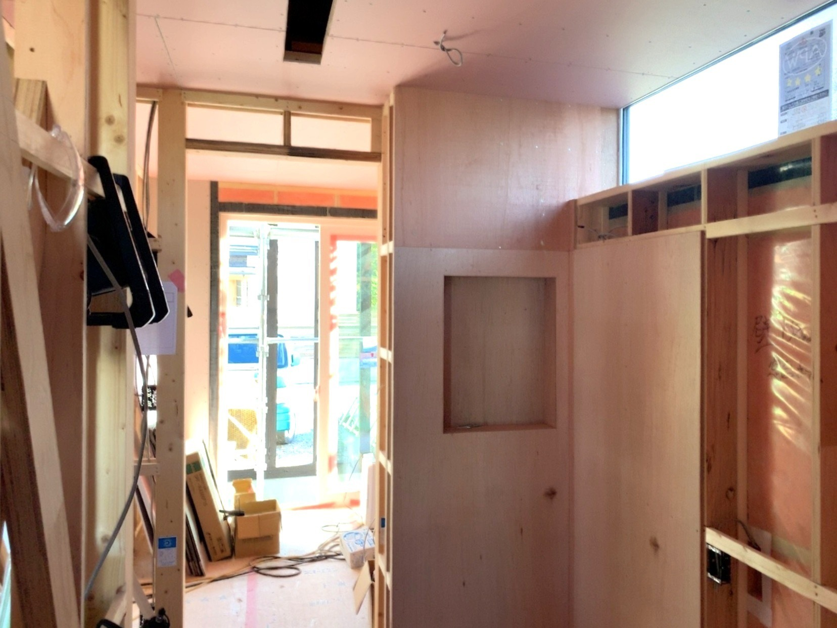 McCon House(八戸市・河原木) _f0135515_15502849.jpg