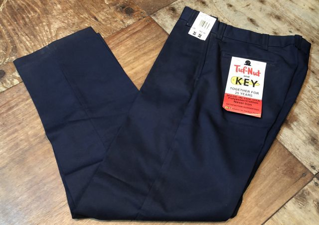 10月22日(月)入荷!80s~KEY WORK PANTS ! MADE IN U.S.A_c0144020_14131946.jpg