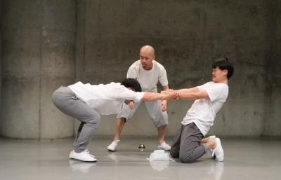 ダンスとスポーツに架け橋を!「ダンス観戦」公演好評裏に終わる_d0178431_22513715.jpg