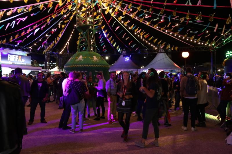 Fiesta des Suds 2018 (6) - Day 1 : Silent Party / Cumbia Chicharra_d0010432_20532875.jpg