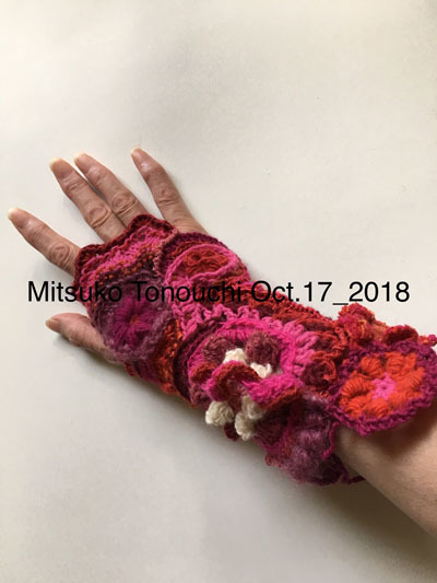 手袋2018_10     My gloves Oct20_2018_b0029036_09361155.jpg