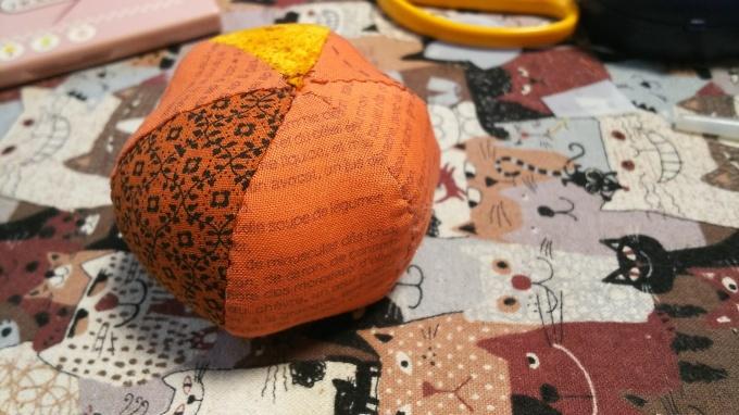 かぼちゃ作り~♪_f0374160_21211811.jpg
