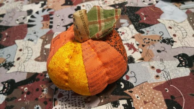 かぼちゃ作り~♪_f0374160_21245523.jpg