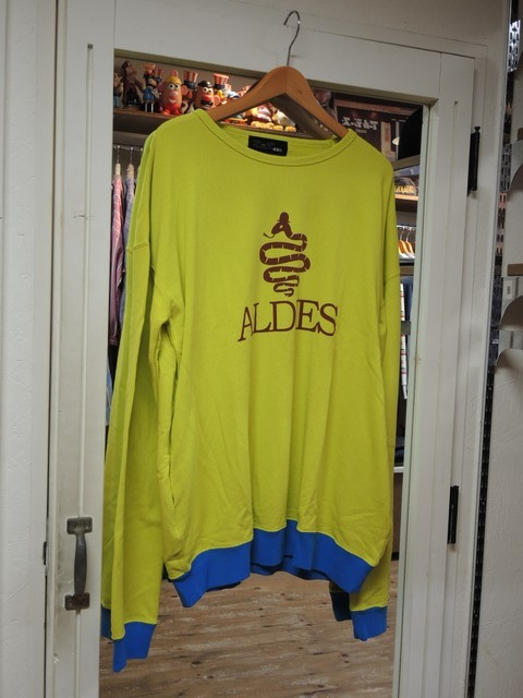Aldies Big Sweat_b0316864_16525456.jpg