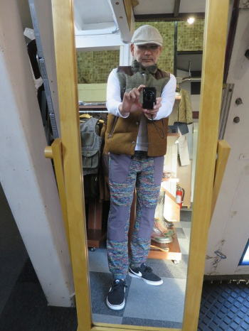 FAP-1034 Lite Shell Easy Pants(メンズ)makufri_d0387174_17205025.jpg