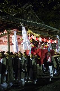 ②豪華な鉾山・金御輿・太鼓神輿・・篠山の秋祭り_f0226293_10011349.jpg