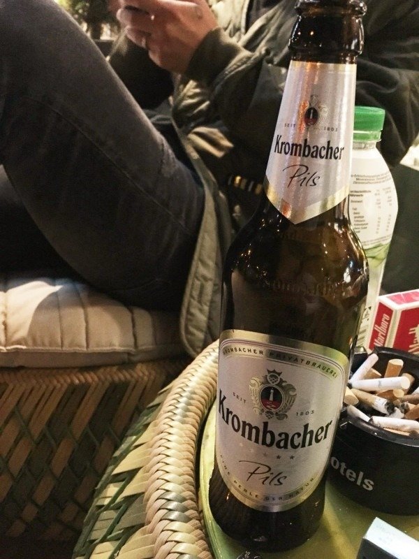 2018 8-9 ヨーロッパ買い付け後記22 デュッセルドルフへ行った訳。入荷デッドストック フランスヴィンテージワークジャケット モールスキン ツイル ミリタリーワーク_f0180307_22352188.jpg