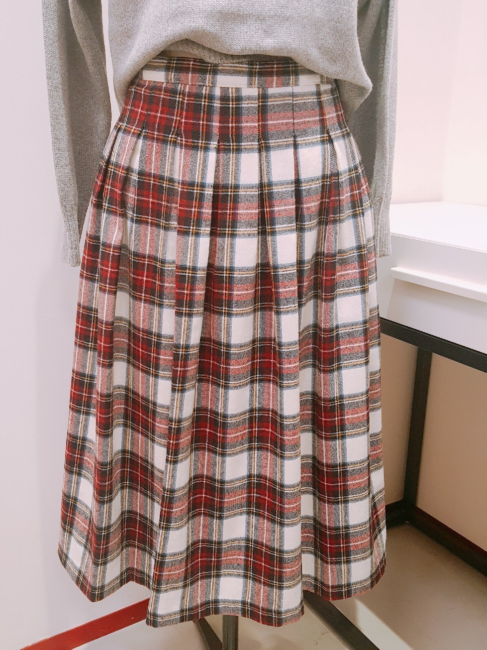 ~check skirt code~伊勢丹立川店_b0397010_09410992.jpg