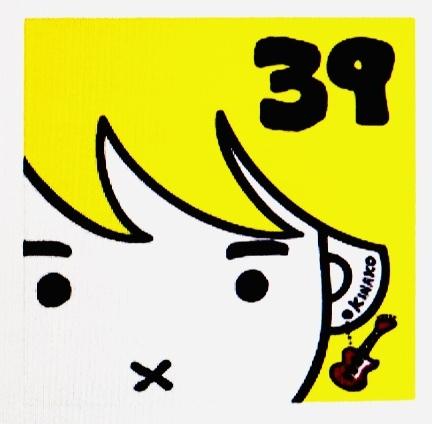 KINAKO「39」single 配信リリース_f0115311_18402601.jpeg