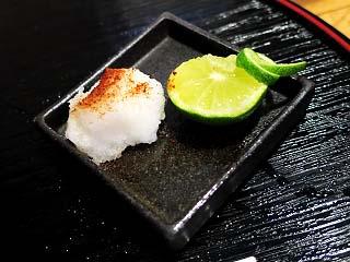麺処 想@倉吉 ★★☆ (秋刀魚節とイカ煮干 濁りそば・季節限定)_f0080612_19313163.jpg