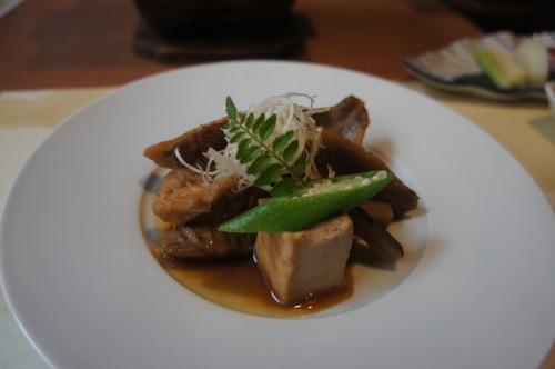 【鳥取 島根 山口の旅⑪ いにしえの宿 佳雲のお食事】_f0215714_16330361.jpg