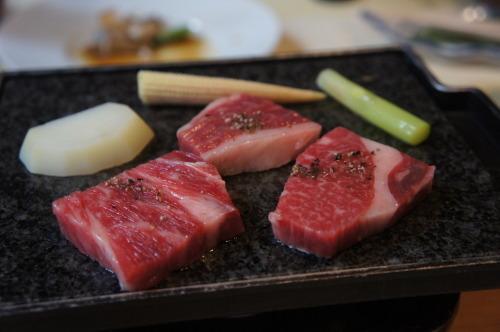 【鳥取 島根 山口の旅⑪ いにしえの宿 佳雲のお食事】_f0215714_16333862.jpg