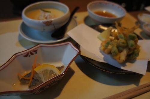 【鳥取 島根 山口の旅⑪ いにしえの宿 佳雲のお食事】_f0215714_16335547.jpg