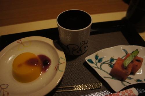 【鳥取 島根 山口の旅⑪ いにしえの宿 佳雲のお食事】_f0215714_16343582.jpg