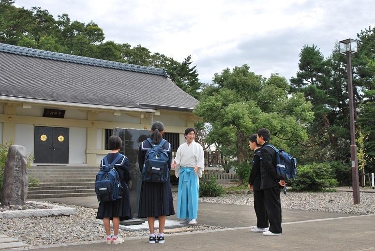 足羽中学校_f0067122_14414148.jpg