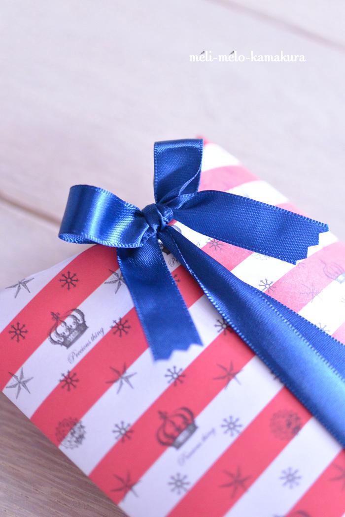 ◆【レッスンレポート】箱をまわさずたおさずに包む方法とは・・・_f0251032_15042061.jpg