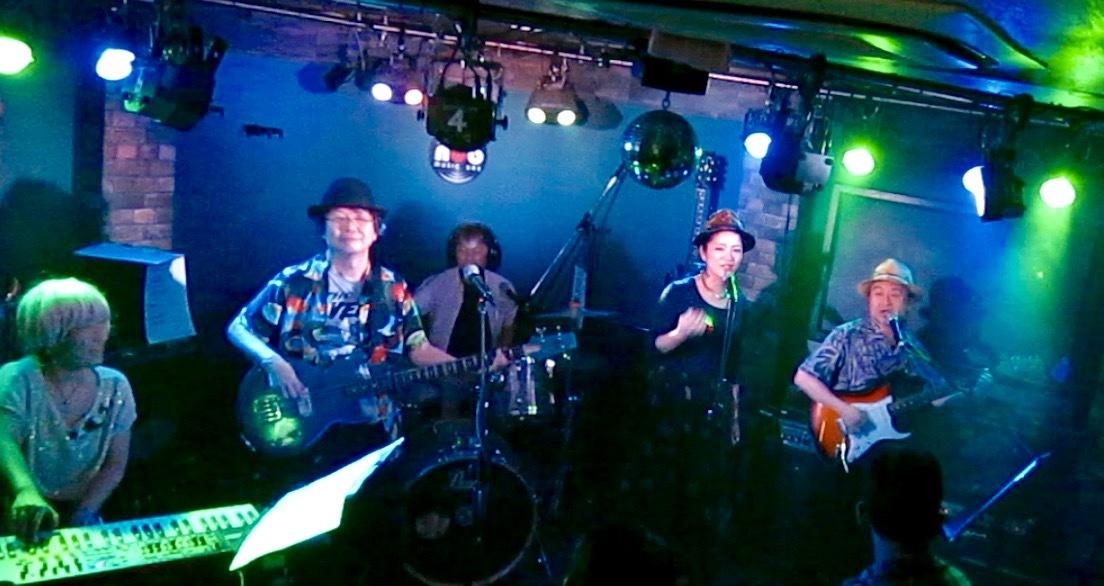 """10月21日、Mamatos \""""Chase the Cloud\"""" 発売記念ライブ at 渋谷nob 終了しました!_b0177242_11450188.jpg"""