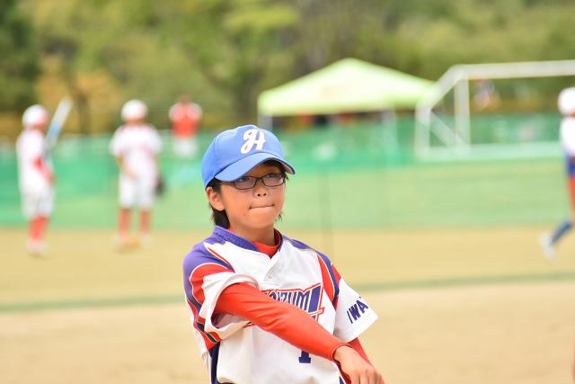 第19回二本松大会 黒羽VS東和・花泉_b0249247_16033950.jpg
