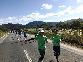 「第37回蒜山高原マラソン全国大会」に出場しました!_f0151251_10450167.jpg