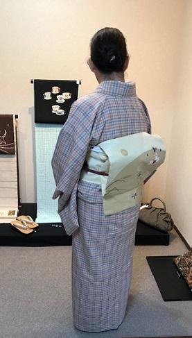 時代祭・鶴のお店と、お客様がネットのニュースに写りました_f0181251_16523576.jpg