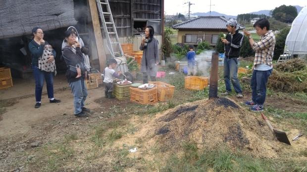 【レポート】さつまいも掘り&焼き芋つくろうー!の会_c0177665_10553538.jpg