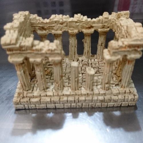 「梓からプレゼント、パルテノン神殿から愛を込めて」_a0075684_10314314.jpg