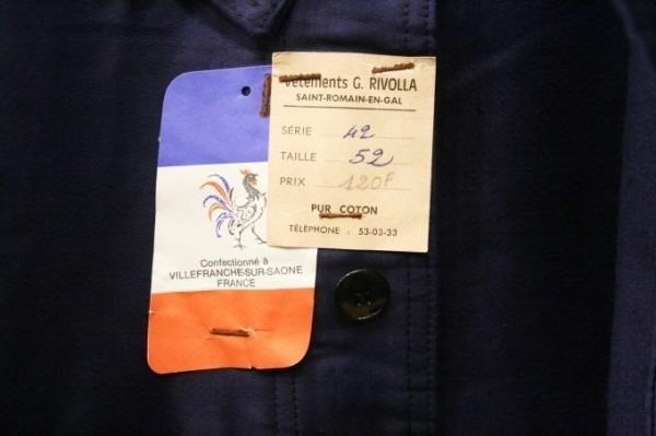 2018 8-9 ヨーロッパ買い付け後記22 デュッセルドルフへ行った訳。入荷デッドストック フランスヴィンテージワークジャケット モールスキン ツイル ミリタリーワーク_f0180307_02390200.jpg
