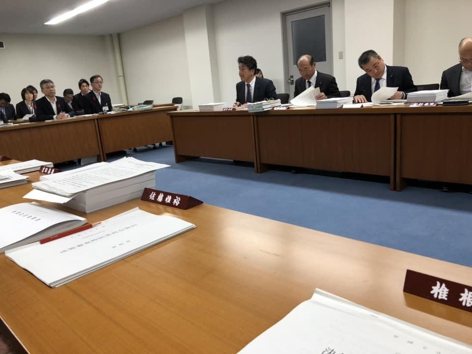 『決算審査特別委員会』_f0259324_15384555.jpg
