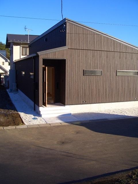 伊那市で設計事務所の家づくり  『シンプルな平屋の家』 _b0146238_06294075.jpg