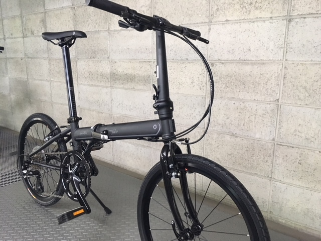 DAHON Speed Falco 2019_c0359041_18292663.jpg