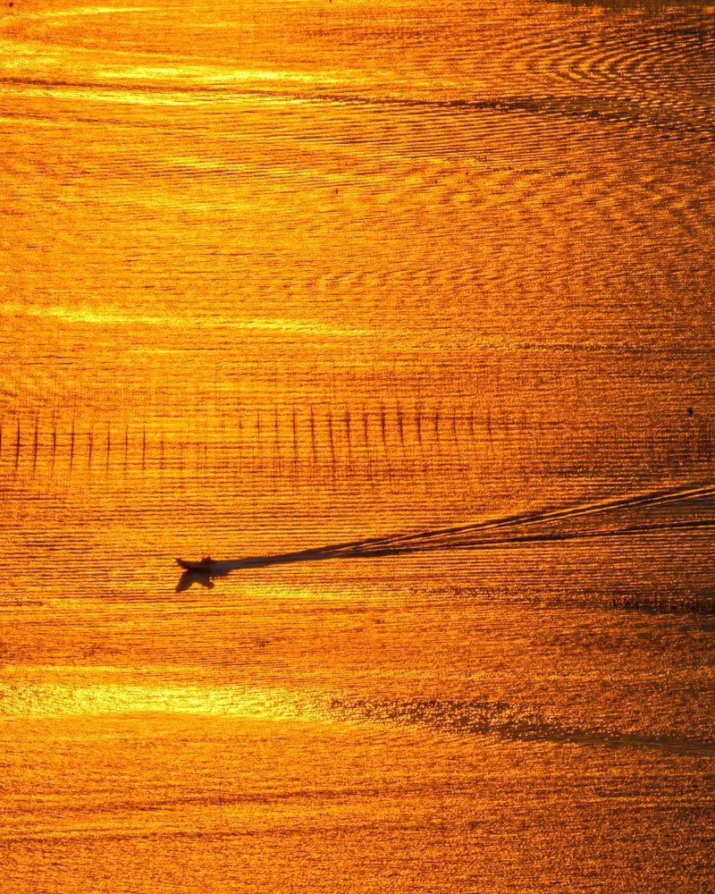 夕景 回想⑳)夕暮れの河内港周辺=熊本県熊本市_d0238245_14073714.jpg