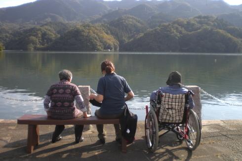 相模湖に行ってまいりました!!_d0178056_18011422.jpg