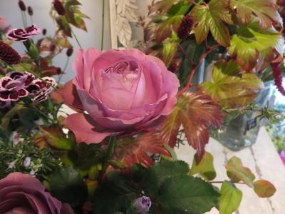 オークリーフ花の教室(甘艸さんと大草さんの作品)_f0049672_17350941.jpg