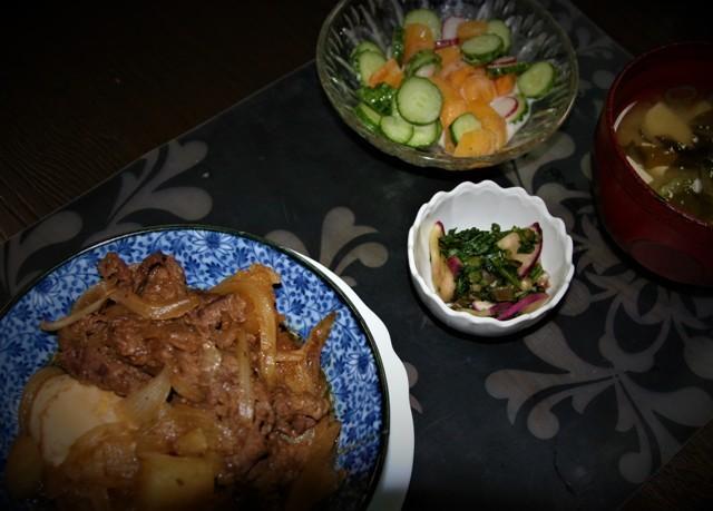 「今夜の夕飯」10日分・・・。_f0229190_16072552.jpg