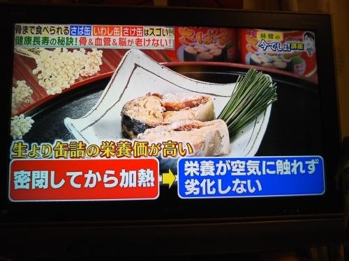 No.4063 10月24日(水):「生」より「缶詰」の魚の方が身体にいい?!_b0113993_16283423.jpg