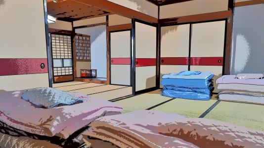 体験住宅「浦佐びしゃもん亭」で面白写真を撮ってみました_c0336902_21080341.jpg
