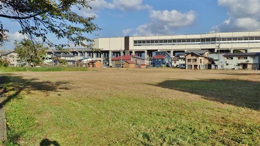 駐車場は今年最後の草刈り作業をしました_c0336902_21300692.jpg