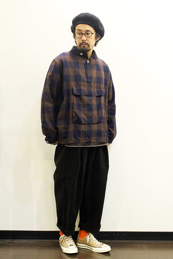 "Ordinary fits (オーディナリーフィッツ) "" BOTTLES PANTS \"" corduroy_b0122806_13292836.jpg"